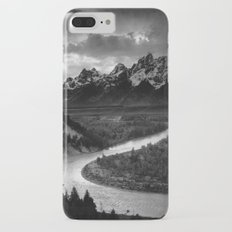 The Tetons and the Snake River  Slim Case iPhone 7 Plus