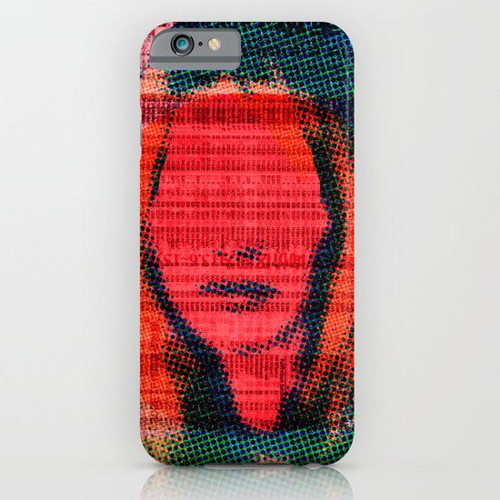 Sharon T8 iPhone & iPod Case