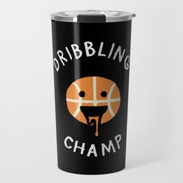 Dribbling Champ Travel Mug
