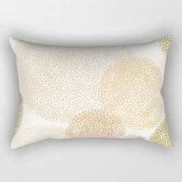 retro spots  Rectangular Pillow