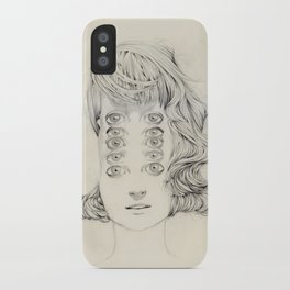 Five of Them iPhone Case