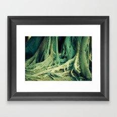 Salva Mea Framed Art Print