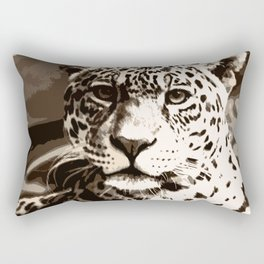 Big Cat #decor #society6 #buyart Rectangular Pillow