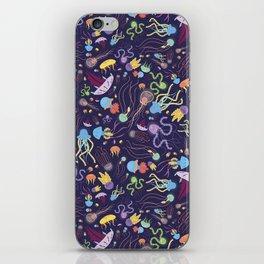 Rainbow Jelly iPhone Skin