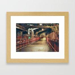 WillyB Framed Art Print