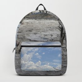 Mammoth Hot Spring  Terrace Backpack