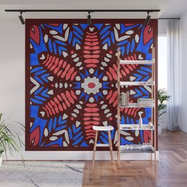 Fourth of July Wall Mural