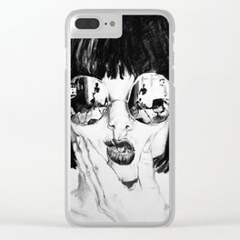 Reflection Clear iPhone Case