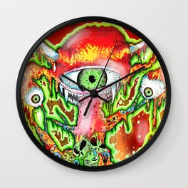 Tre Wall Clock