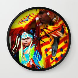 Soul Protector Wall Clock