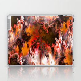 Marshmellow Skies (warm earth tones) Laptop & iPad Skin