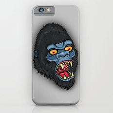 Traditional Angry Gorilla  Slim Case iPhone 6s