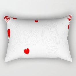 Brave firefighters Rectangular Pillow