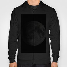 The Full Moon Super Detailed Print Hoody
