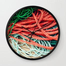 Sailor Rope  Wall Clock
