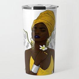Melanin Powrà / Puissance Mélanine Travel Mug