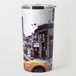 Village Cigars Travel Mug