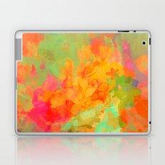 Flowers' colours Laptop & iPad Skin