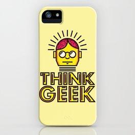 Think Geek iPhone Case