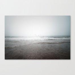 The Flight of Mist Canvas Print