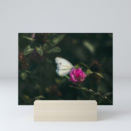 flower photography by Ed Leszczynskl Mini Art Print