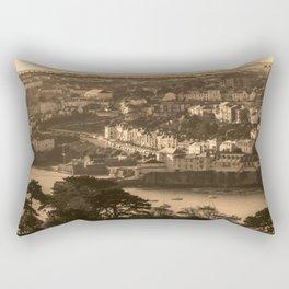 Falmouth Green Bank Rectangular Pillow