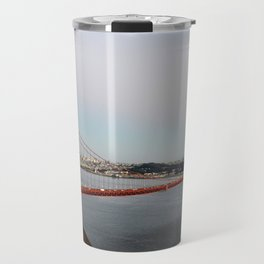 GOLDEN GATE BRIDGE - TWILIGHT - CALIFORNIA Travel Mug