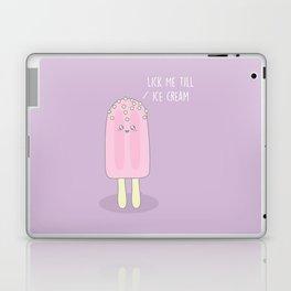 Til Ice Scream #kawaii #icecream Laptop & iPad Skin