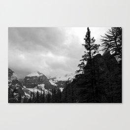Farther Slopes: V Canvas Print