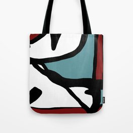 Abstract Painting Design - 1 Tote Bag