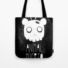 Animal Muerto Tote Bag