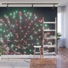 Marina Fireworks 2018 view 5 Wall Mural