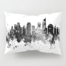 Jakarta Skyline Indonesia Pillow Sham