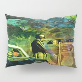 A Nightly Pull Over:The Casual Affair Pillow Sham