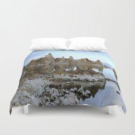 Mono Lake, California Duvet Cover