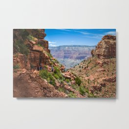 South Kaibab Trail Metal Print