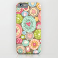 Fun Circles iPhone 6s Slim Case