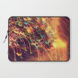 Butterfly Lights Laptop Sleeve