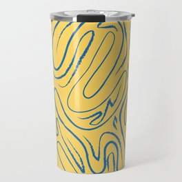 There's Always Gold Through Life's Pathways Travel Mug