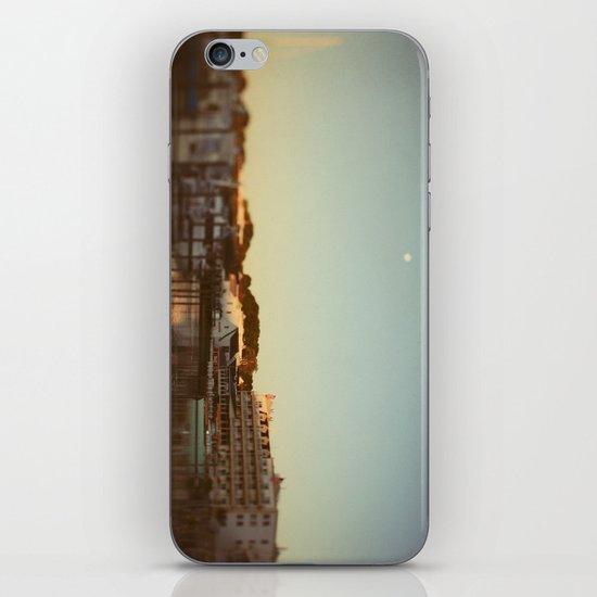 Harbor Moon iPhone & iPod Skin