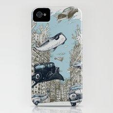 The Streets of Atlantis iPhone (4, 4s) Slim Case