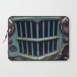 Old Truck Laptop Sleeve