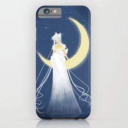 Moon Princess iPhone Case