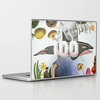 the 100 Laptop & iPad Skins featuring 100 by amit sakal