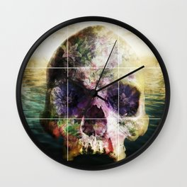 Perspective - Nine Lives Wall Clock