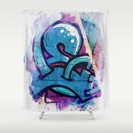 Eazy Shower Curtain