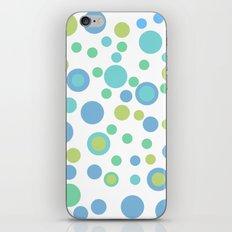 Circular Pastel Vector iPhone & iPod Skin