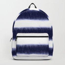 Indigo Stripes Backpack