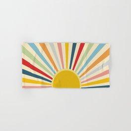 Sun Shines Inside you Hand & Bath Towel