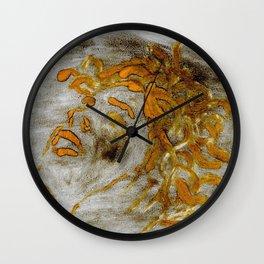 Medusa-The Trauma Wall Clock